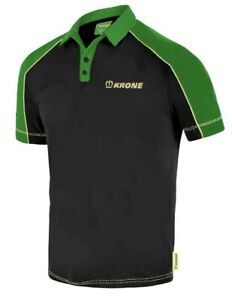 Green Panelled Krone Polo