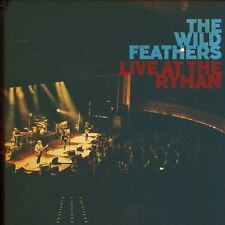 Live At Ryman - The Wild Feathers (2016, CD NUEVO)