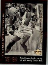 1999 Upper Deck Michael Jordan The Early Years card# 6