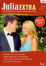 Julia Extra 324 - Die schösten 4 Liebesromane der Welt (Neu & Ungelesen)