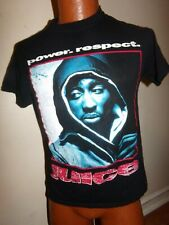 2PAC Juice Movie T shirt; Tupac Power Respect Size Small.