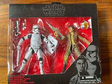 Hasbro Star Wars Black Series Target Excl. Poe Dameron & Riot Trooper 2 Pack
