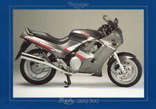 P + TRIUMPH Trophy 1200 / 900 + Prospekt flyer + 1 Blatt / 2 Seiten + aus 1991