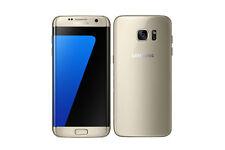 Samsung Galaxy S7 Edge 32GB Gold Smartphone