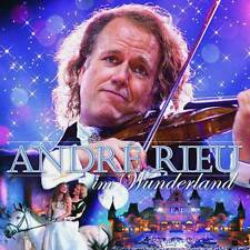 ANDRE RIEU - In Wonderland, PBS, NEW