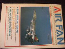 ** Revue Air Fan n°68 Starfire / Royal Malaysian AIr Force / Draken & Viggen