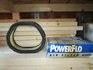 Power Flo SA 33591 Air Filter  86-95 Plymouth Chrysler Dodge Air Filter