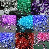 2000/5000 4.5mm Wedding Decoration Crystal Diamond Table Confetti Party Supplies