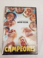 Champions DVD Video Universal Sub Inglese Castellano Per Piccioni