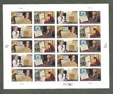 {BJ Stamps} 4021-4024  Benjamin Franklin  MNH 39¢ sheet of 20.   2006