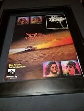 Natural Gas Rare Original Private Stock Records Promo Poster Ad Framed!