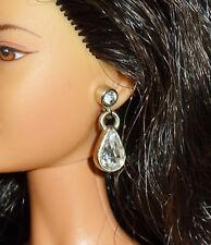Barbie boucles d'oreilles diamants Duchess of diamonds Earrings