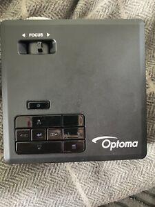optoma projector ML750