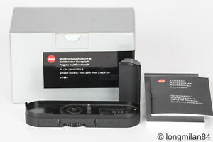* MINT - * Leica 14495 Multi Function Hand Grip for Leica M m240 M-P sn2837 2630