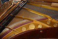 BÖSENDORFER braun Flügel Stutzflügel Grand Piano Pianofort Klavier Salonflügel