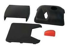 Seat Belt Receptacle Cover Kit, Right, Porsche 911/912/914 (69-73)