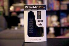 Rode VideoMic Pro+ Shotgun Microphone Video Mic Pro Plus