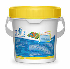 Poolife Active Cleaning Caplets 5.65 Pounds