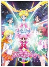 SAILOR MOON CRYSTAL SET 2 - DVD - Region 1