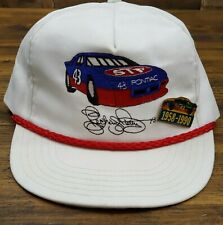 Vintage RICHARD PETTY Snapback Trucker Hat Racing Cap #43 STP Made in the USA