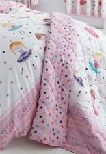Lovely Gift ideal for kids bedroom Fairy Princess Cosy Throw 120cm x 150cm