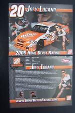 Joey Logano NASCAR Hero Card