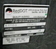 MRAP - M-ATV COMPARTMENT HEATER Oshkosh 3883601 RED DOT...