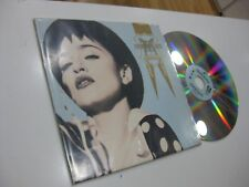 MADONNA THE IMMACULATE COLLECTION LASER DISC