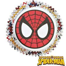 Spiderman Baking Cups 50 ct from Wilton #5062 - NEW