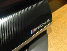 BMW X5 X6 E70 E71 Epoxy Gloss Carbon Fiber Wrapped Interior Trim Set (9pcs)