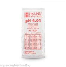 Solution Tampon pH 4 sachet - HANNA