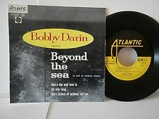 "bobby darin""beyond the sea"".ep7"".or.Fr.atlantic:212027.DR de 1959.very rare ep7"""