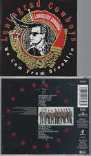 CD--LENINGRAD COWBOYS--WE CUM FROM BROOKLYN