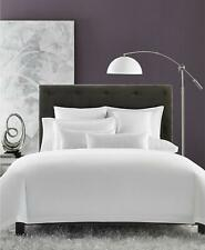 Hotel Collection 680 Thread Count Cotton Full / Queen Duvet Cover White $335