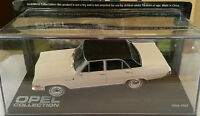"""DIE CAST """" DIPLOMAT V8 LIMOUSINE 1964 - 1967 """" OPEL COLLECTION SCALA 1/43"""
