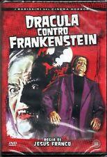 Dracula contro Frankenstein (1972) DVD