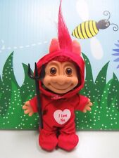 "Valentine I Love You Devil - 5"" Russ Troll - New Store Stock"