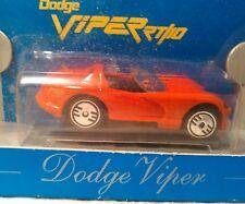 Hot Wheels Dodge Viper Diecast Car Mattel 1993 Replica