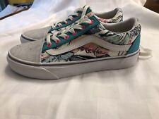Custom Women's Old Skool Vans Shoes  Sz 6.5
