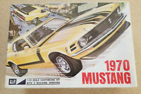 Vintage SEALED! MPC 1970 Boss 302 Collector-Quality Model Kit 1/25 - 1970 Annual