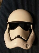 First Order Stormtrooper Star Wars Force Awakens Hasbro Kids Face Mask 2015