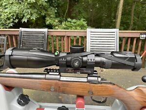 Rifle Scope - Swarovski DS Laser Rangefinder