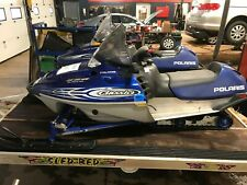 2002 Polaris Indy Snowmobile  - NO TRAILER  T1280644