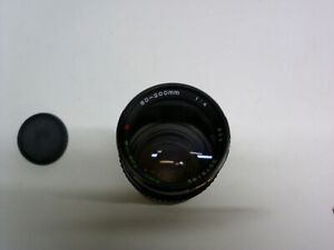 RMC Tokina 1:4 80 - 200 mm  Canon  FD Anschluß