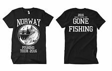 Markenlose bequem sitzende Herren-T-Shirts mit Motiv