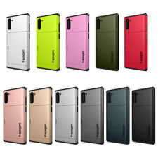 Spigen For Samsung Galaxy Note 10 [Slim Armor CS] Case Wallet Card Slot Cover TP