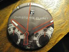 Christophe Claret Swiss Made Wrist Watch Advertisement Pocket Lipstick Mirror