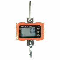 100~1000KG 1T 2000 LBS Digital Crane Scale Heavy Duty LCD Hanging Scale + Remote