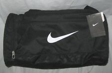 Nike Brasilia-6  X-Small Duffel Gym Bag Grip BA4832 BLACK NWT USA