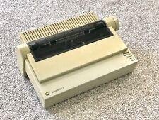Apple Imagewriter II dot matrix printer Vintage Apple Mac Printer